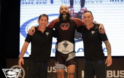 Boogeyman Wins EBI 13 CJJ Tournament