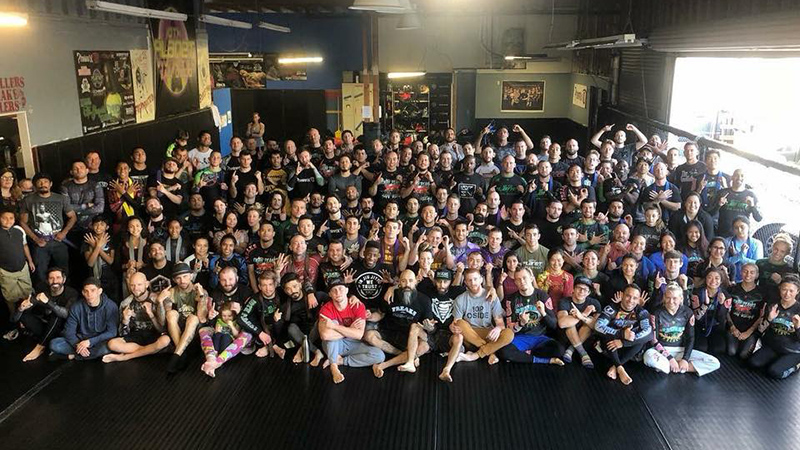 10th Planet San Diego Jiu Jitsu Geo Freakahzoid Martinez