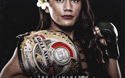 Ilima-Lei Macfarlane Defends The Flyweight World Title
