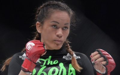 Bellator's Ilima-Lei Macfarlane is no 'accidental champ'