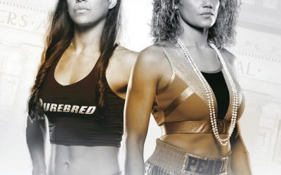 Ashley Cummins and Pearl Gonzalez Headline Invicta FC 37