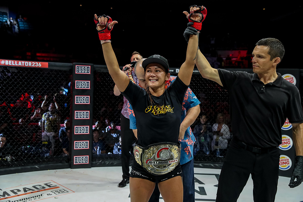 Ilima-Lei MacFarlane Defends Flyweight World Title