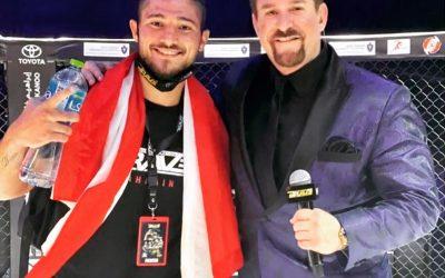 Hassan Fakhreddine Wins at Brave 48